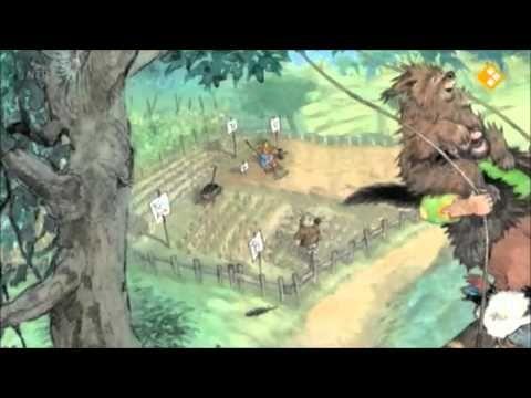 Gekke buren (digitaal prentenboek)