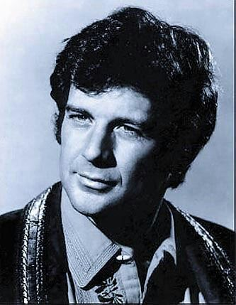 R.I.P.JAMES STACY 19.9.2016 STAR OF LANCER TV SERIES ( 1968 - 1970 )