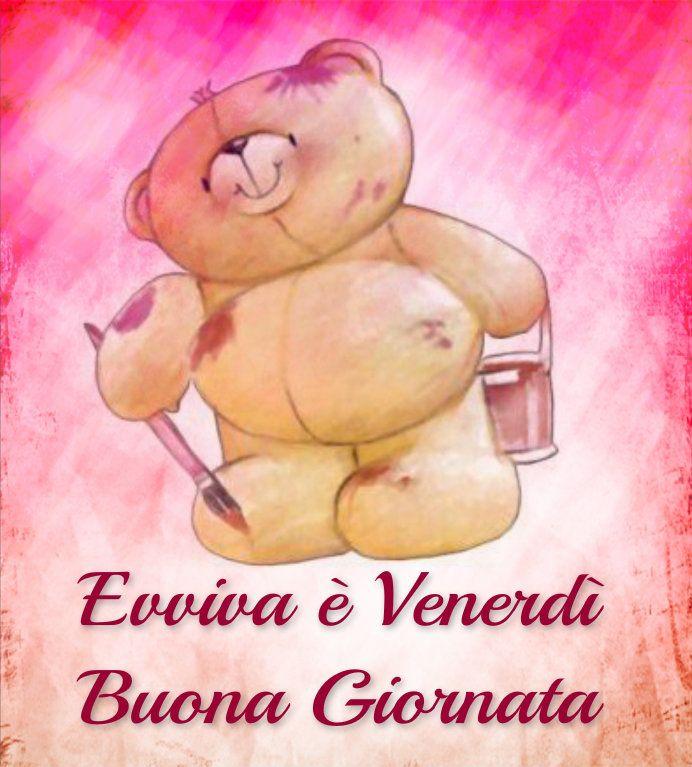 Buon venerd settimana pinterest for Immagini divertenti buongiorno venerdi