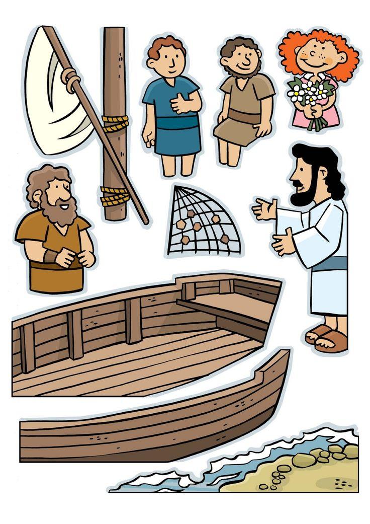 Roeping van de discipelen