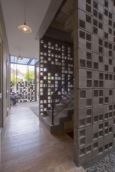Galería de Hostal Bioclimático y biofílico / Andyrahman Architect - 10