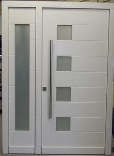 Modern Exterior Doors / Contemporary Exterior Doors - front doors - new york - Liberty Windoors Corp.