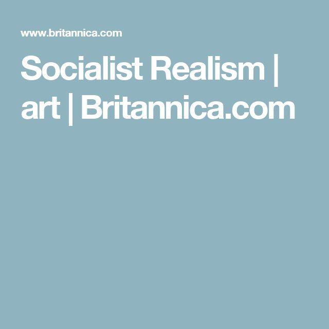 Socialist Realism | art | Britannica.com