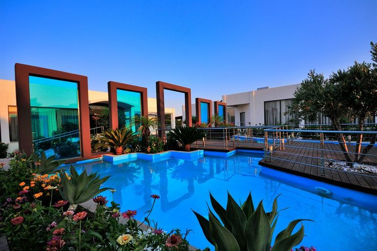 With a stay at Afandou Bay Resort Suites in Rhodes (Afandou), you'll be minutes from Afandou Beach and close to Afandou Golf Course. This 5-star hotel is within the vicinity of Ladiko Beach and Anthony Quinn Bay. See top hotels in RHodes Islands at http://www.lowestroomrates.com/hotels/rhodes.html