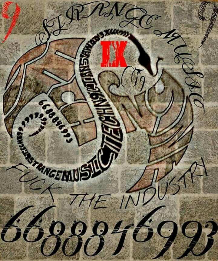 doooope Strange Music logo art ^S^❤