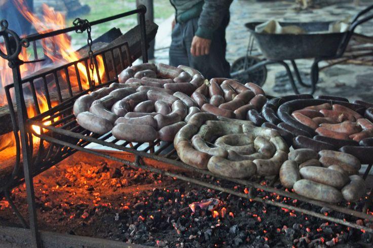 BBQ Uruguayan style.