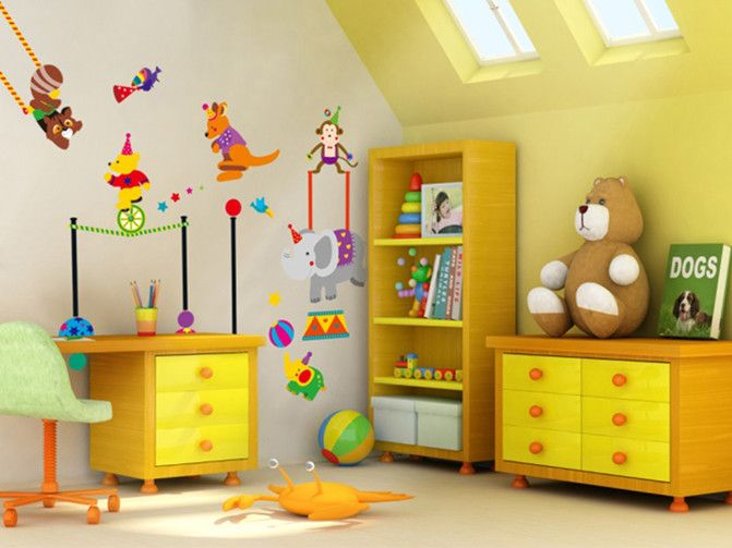 18 best Children\'s wall stickers images on Pinterest   Child room ...