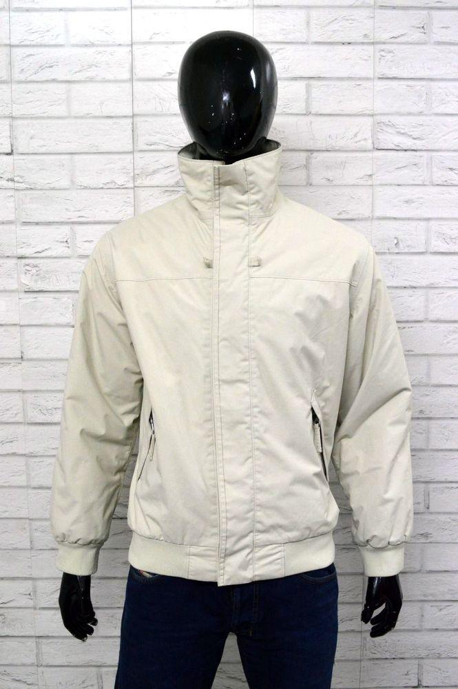 Giubbino Uomo MURPHY   NYE Taglia Size L Piumino Giubbotto Cappotto Jacket  Man 5603a8aacef