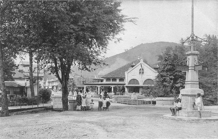 Sawah Loento, Societeit. Sumatera Indonesia 1920s
