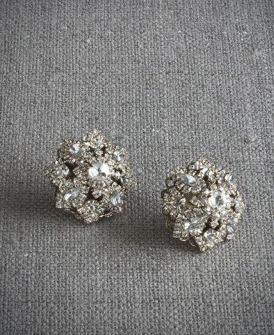 Red Carpet Starburst Earrings | The Loved One
