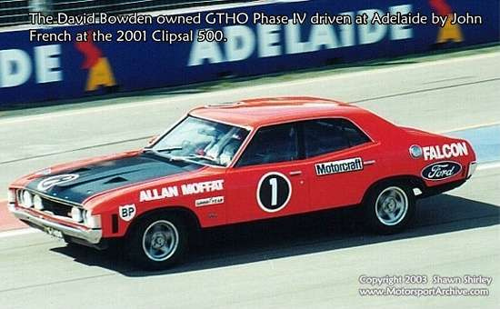 Ford Falcon GT-HO Phase 4