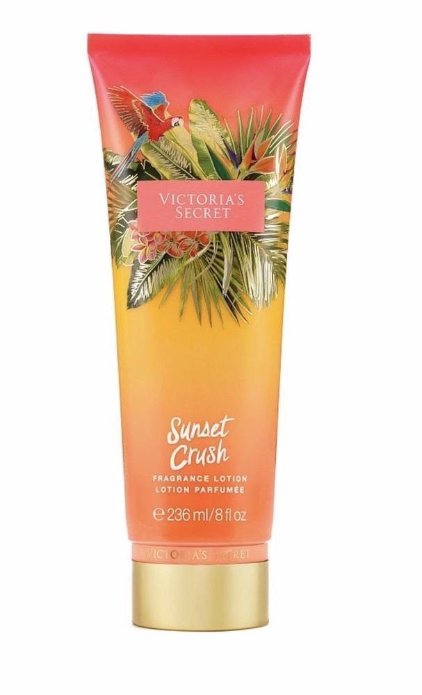 762e0cde19 Victoria s Secret Sunset Crush Fragrance Lotion 8oz New Limited Edition   VictoriasSecret
