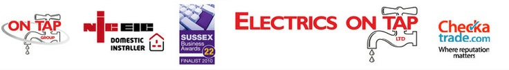 Electrics On-Tap is Brighton and Hove's leading domestic electrical services company providing electrical installation, testing and repair services to homeowners, tenants, letting agents and landlords. As part of the 'On Tap Group', our customers know that the unsurpassed quality of our work is due to the highly professional work ethic of our staff.