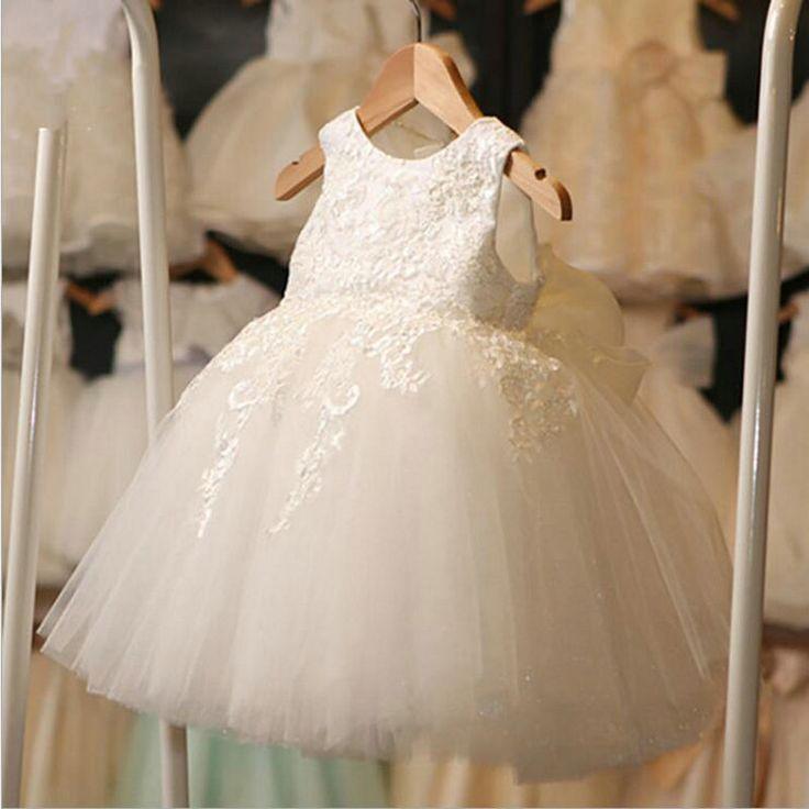 $24.99 (Buy here: https://alitems.com/g/1e8d114494ebda23ff8b16525dc3e8/?i=5&ulp=https%3A%2F%2Fwww.aliexpress.com%2Fitem%2FLuxury-Toddler-Baby-Dress-Flower-Girls-Tutu-Dresses-Lace-Princess-Dress-for-Party-Costume-Children-Wedding%2F32717960659.html ) Luxury Toddler Baby Dress Flower Girls Tutu Dresses Lace Princess Dress for Party Costume Children Wedding Dress White 2-12Y for just $24.99