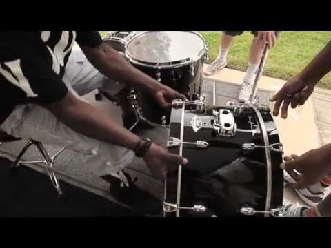 Brian Frasier-Moore Rack Build for Madonna Rebel Heart tour-Brent's Hang - YouTube