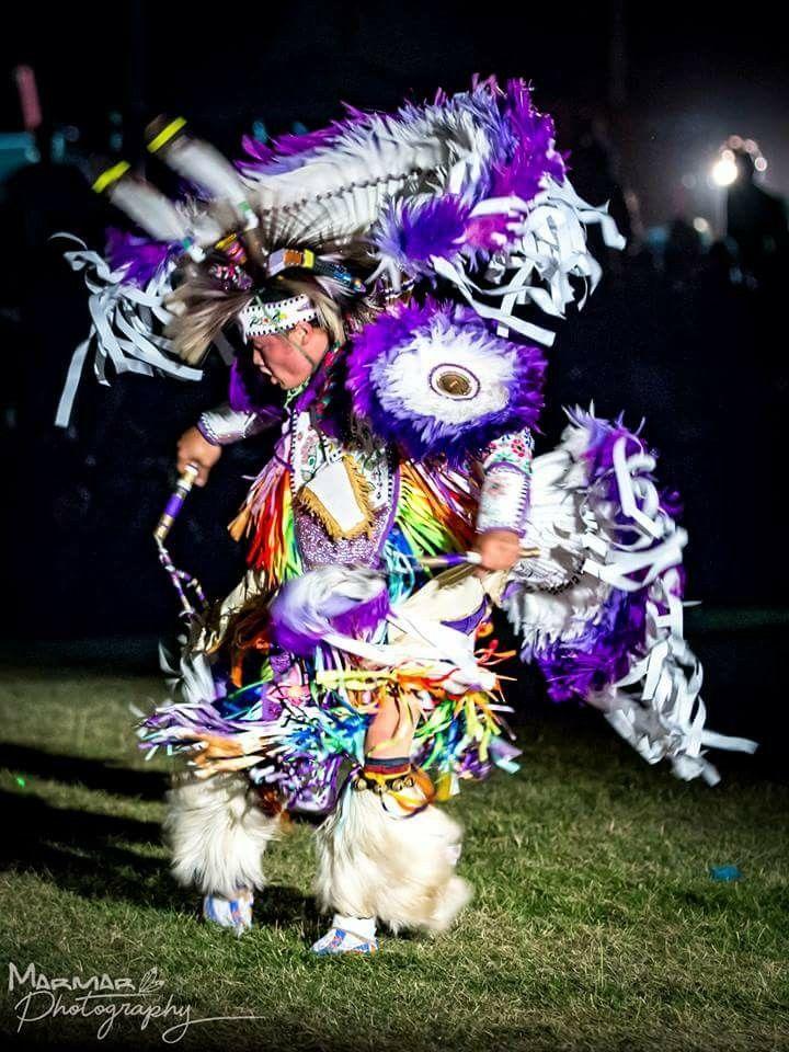 Pow wow fancy dancer good bro Patrick Mitsuing