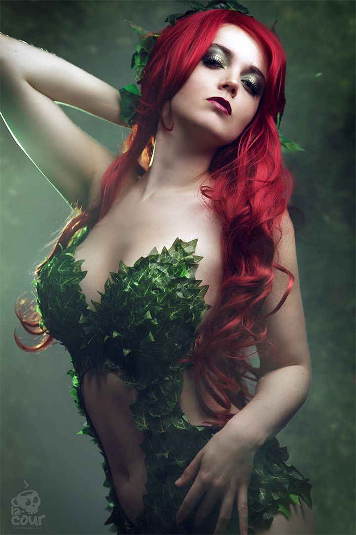 Poison Ivy by simplearts on DeviantArt