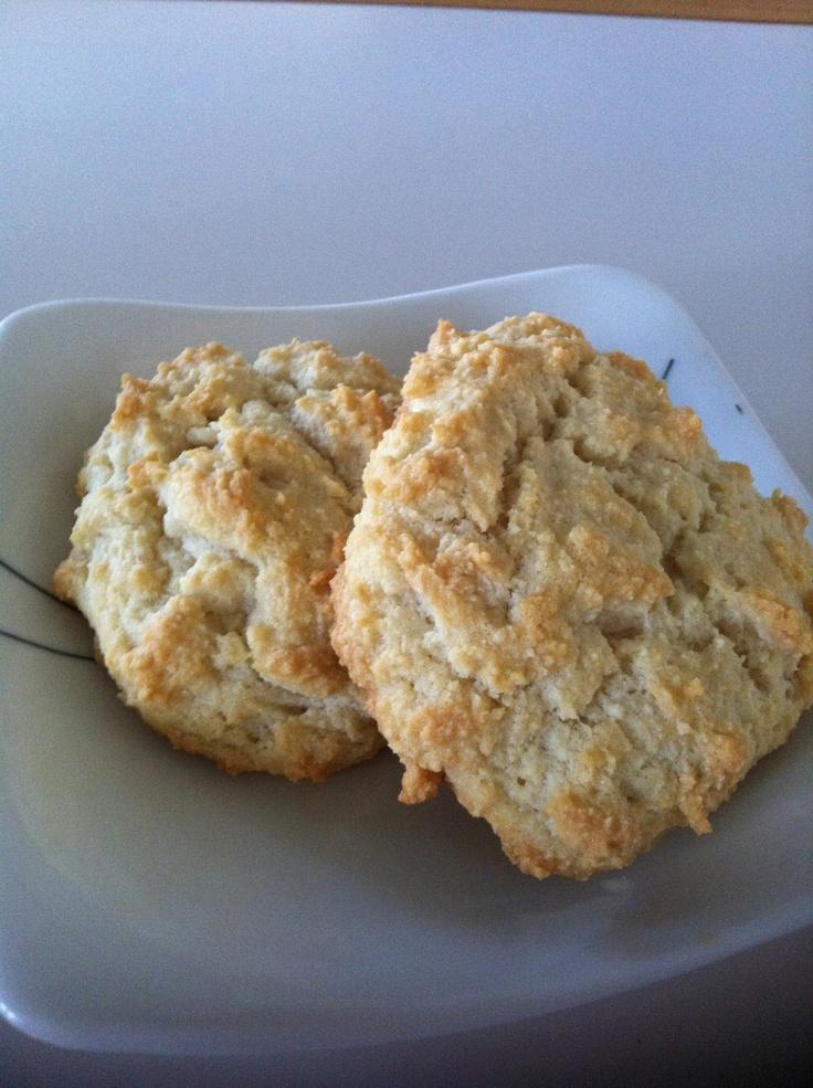 how to make almond flour self rising