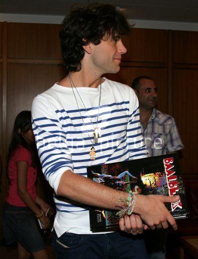 Mika in Lebanon 2008