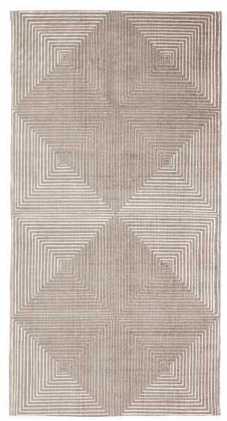 H&M Patterned Cotton Rug.  I need this cute inexpensive rug in the front hall. It has just enough style to it without being obnoxious.   #RoomDecoration #rugs #homedecor #homedesign