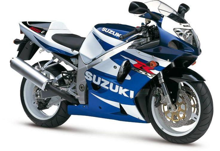 SUZUKI GSX-R750 2001