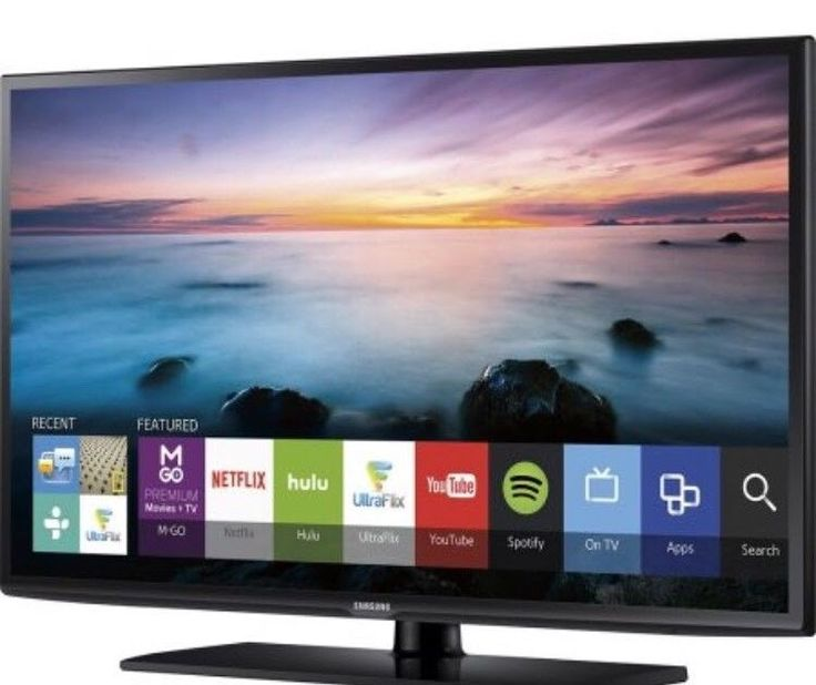 "Refurbished Samsung 65"" Class FHD 1080P Smart LED TV 60Hz 1920X1080"