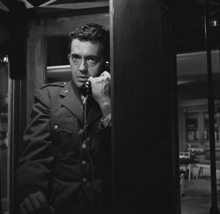 Charles Aidman in The Twilight Zone (1959)