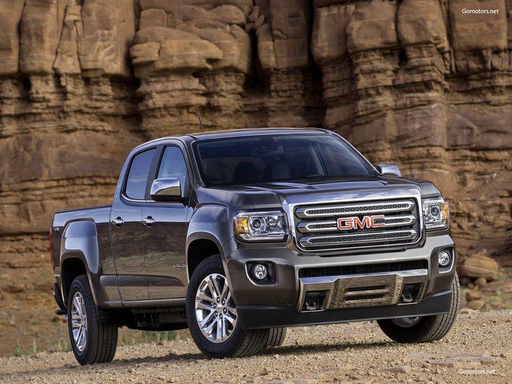 2015 GMC Canyon Truck