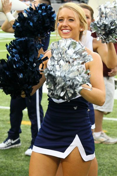 Penn State Nittany Lions Cheerleader