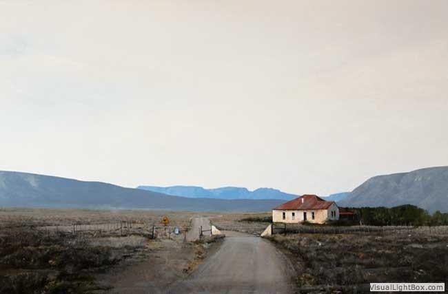 Peter Bonney Artist - New Work Gallery