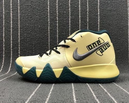 56580a835a2f 2018 的 Shop Nike Kyrie 4 PE Yellow Green - Mysecretshoes