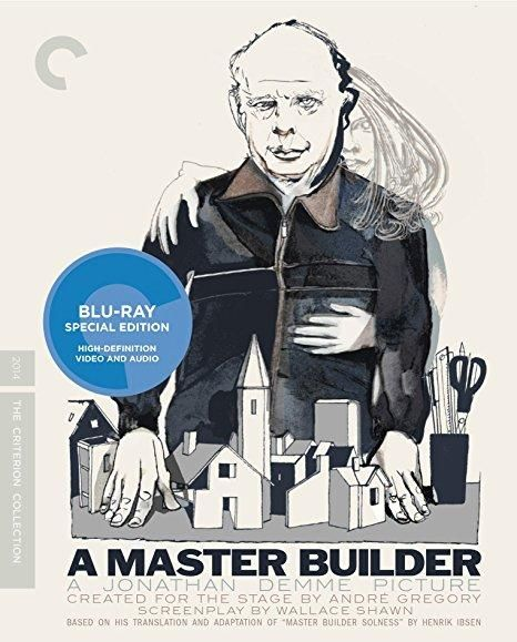 Wallace Shawn & Julie Hagerty & Jonathan Demme-A Master Builder