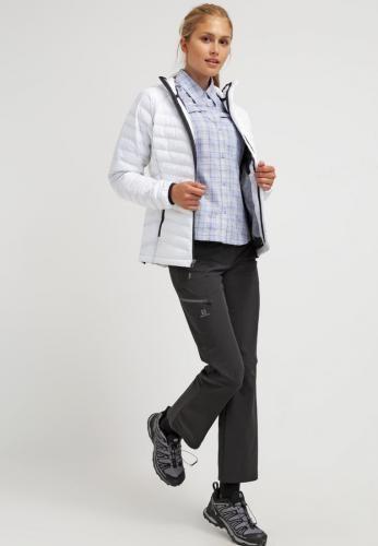 #Columbia powder giacca invernale white/black Bianco  ad Euro 84.50 in #Columbia #Donna promo sports