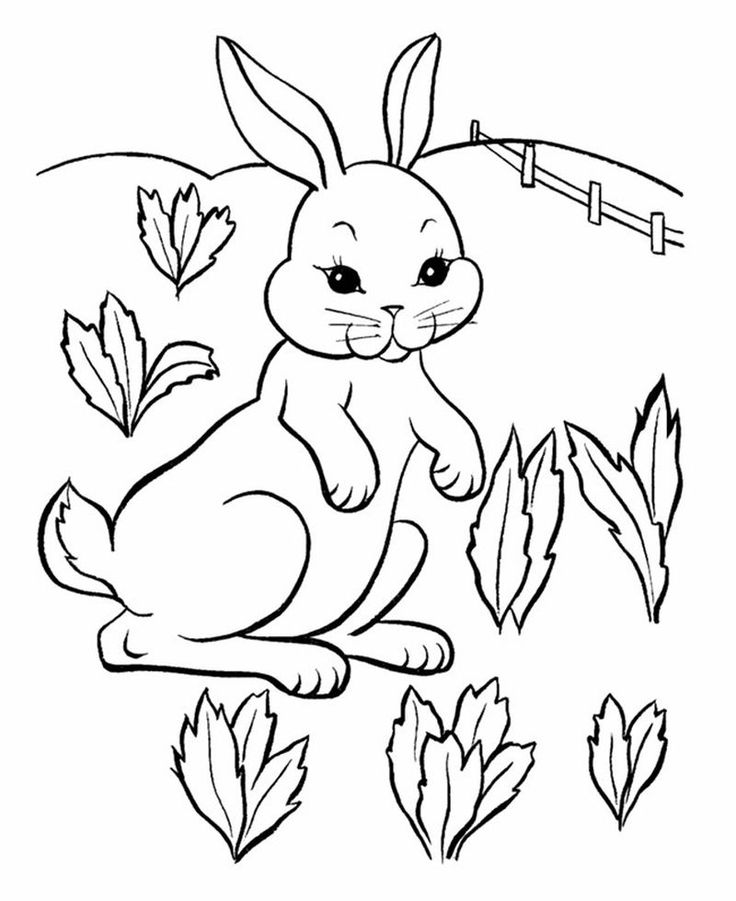 Crayola Easter Bunny Coloring Pages. Coloring page easter ...