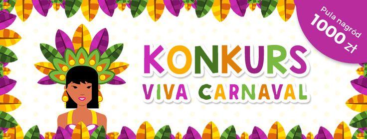 Konkurs! Viva carnaval! - Korallo