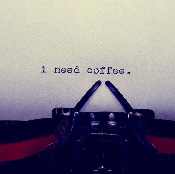 #Coffee while I #write... yep