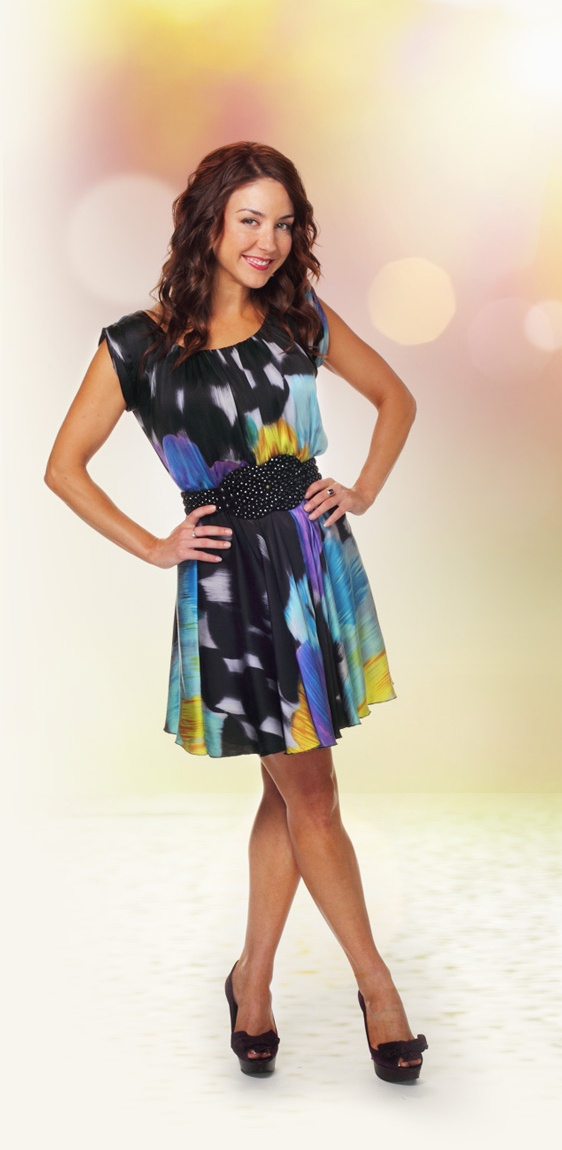 """Love this dress from """"Being Erica"""""""