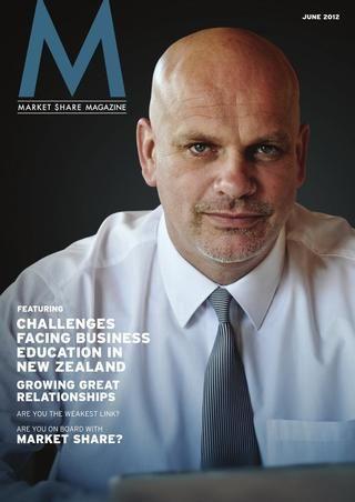 Marketshare Magazine Issue 1