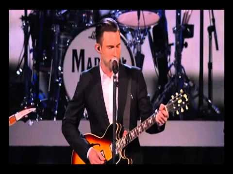 ,,my favorite group with the old band group's song Ticket To Ride - Maroon 5 - (The Beatles)