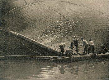 Capture America Journal: Maine: Bath Maritime Museum - Wooden ...