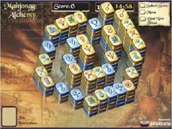 #Mahjong,#mahjong_games, #mahjong_online, #free_mahjong Play Mahjongg Alchemy : http://mahjongaz.com/mahjongg-alchemy.html