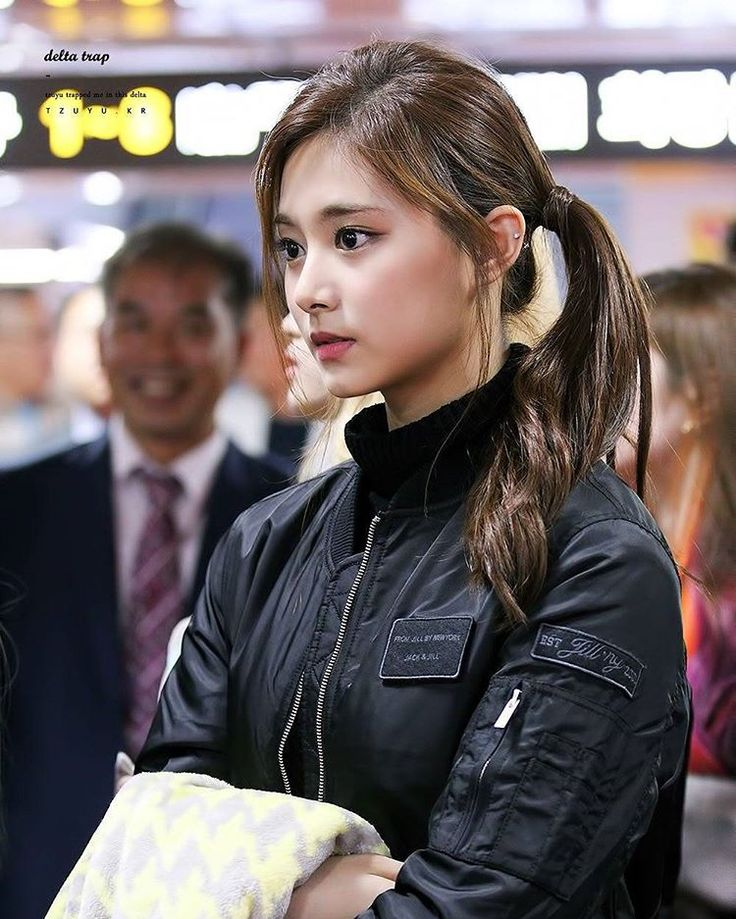 She's so pretty with ponytail   deltratrap   __ #TWICE #ONCE #트와이스 #flawlesstzuyu #Tzuyu #choutzuyu #周子瑜 #쯔위 #tzuyupixies #tzuyoda #satzu