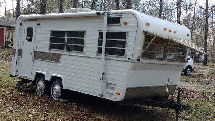 Butterbean.. a portkey! Camper interior, Vintage camper