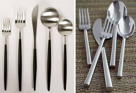 17 best ideas about modern flatware on pinterest modern forks modern serving utensils and - Funky flatware sets ...