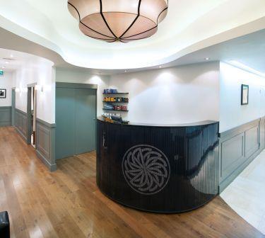 Reception Area - Selfridges, London