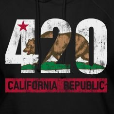 420 California Republic Flag t shirts,hoodies and more.All our Cali shirts available for men and women.