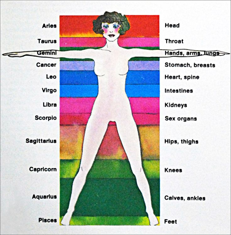 zodiac signs | Zodiac signs - Health horoscopes