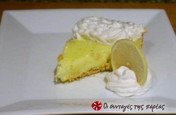 Lemon pie 2 #sintagespareas