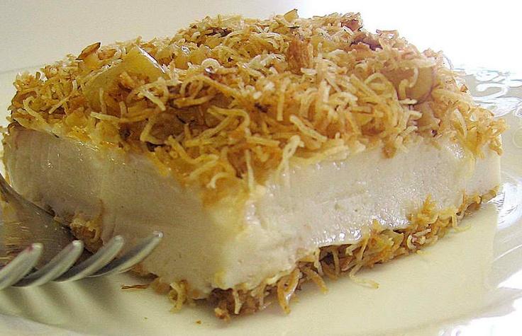 Cheesecake με καταϊφι από τον Στέλιο Παρλιάρο!