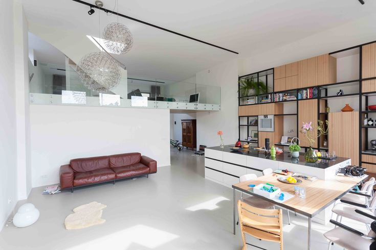 An Old Amsterdam School Is Converted Into 10 Apartments - Dwell